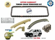 Per LAND ROVER FREELANDER TD4 Range Rover 2000-2006 ALBERO A CAMME TIMING CHAIN KIT