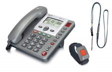 amplicomms PowerTel 97 Alarm Big Button Telephone Remote Pendant