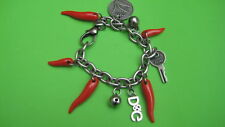 D&G DOLCE & GABBANA Armband Bettelarmband Damenschmuck
