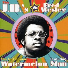 Lost Album - Wesley,Fred & The J.B.'s (2011, CD NEUF)