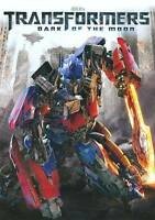 Transformers: The Dark of the Moon DVD Michael Bay(DIR) 2011