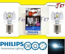 Philips X-Treme Vision LED Light Bulb 1156 White 6000K Brake Driving Turn Signal