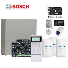 BOSCH ALARM Solution 3000 with 4 PIR's + Ethernet Module