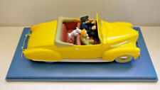 Car Tintin Lincoln Zephir Haddock  1/24  New in box Collection miniature