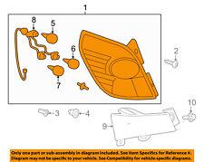 Chevrolet GM OEM Captiva Sport-Taillight Tail Light Lamp Assy Left 22842245