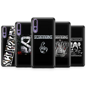 SCORPIONS BAND PHONE CASES & COVERS FOR HUAWEI P10 P20 P30 P40 MATE 30 20