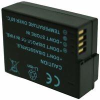 Batterie Appareil Photo pour PANASONIC LUMIX DMC-G7 - capacité: 1200 mAh
