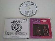 MARVIN GAYE & TAMMI TERRELL/GREATEST HITS(MOTOWN 530 882-2) CD ALBUM