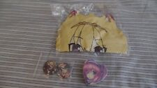Guilty Gear Xrd Promotional Items