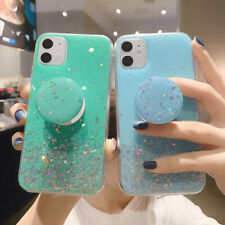 Hot Design Sequins Clear Phone case Cover for iPhone 11 Pro Max X/XS XR  7 8