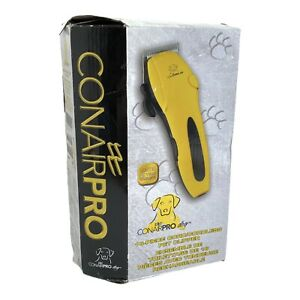 CONAIRPRO - Dog 16 Piece - Cordless and Corded Dog Pet Clippers