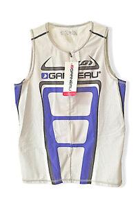 women's triathlon top Louis Garneau Performance Delfino Racer tri swim bike run