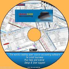 CD Tax Preparation Computer Software