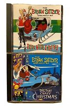 The Brian Setzer Orchestra - Boogie Woogie Christmas & Dig That Crazy Christmas