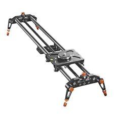 walimex pro Carbon Follow Focus Parallax Video Slider, ruckelfrei, 80cm Fahrweg