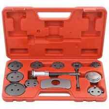 vidaXL Disc Brake Caliper Wind Back Tool Kit 13 Pieces Mechanical Tool Set