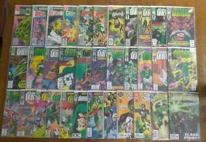 Green Lantern Vol.2 & 3, Corps Vol.1 Huge Lot 34 books 1-181,1-200,201-224