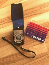 Gossen Lunasix F:Objekt-,Licht- Blitzbelichtungsmesser mit grossem Messbereich