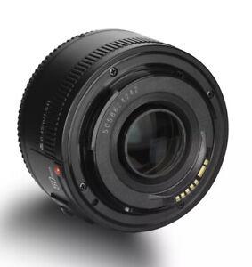 YONGNUO YN EF 50mm f/1.8 Standard Prime Lens for Canon - Black