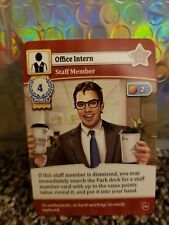 Unfair Office Intern Promo Card Board Game