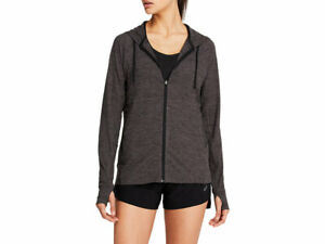 ASICS Women's Performance Full Zip Tech Hoodie Running Apparel 2012A620