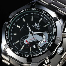 Class SEWOR Auto Mechanical Watch Men Stainless Steel Bracelet Relogio Masculino