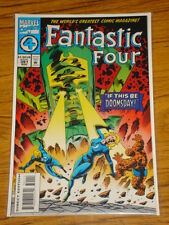FANTASTIC FOUR #391 VOL1 MARVEL COMICS GALACTUS AUGUST 1994