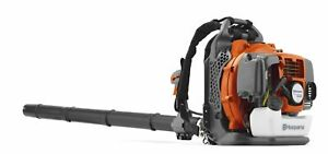 Husqvarna 150BT 50.2cc 2-Cycle 434 CFM 251 MPH 2-Cycle Gas Backpack Leaf