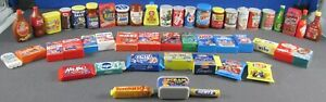 WACKY PACKAGES MINIS 3D PRODUCTS- Series 1 -  49 PCS (NO DUPLICATES) - SOME HTF