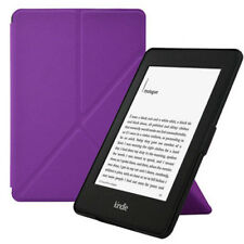 ROC® Smart Slim  Flip Origami Leather Case Cover for Amazon Kindle Paperwhite
