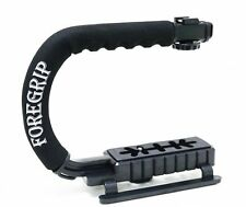ForeGrip Professional Camera, Camcorder and Action Cam Stabilizing Handle