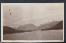 Shipping Postcard - View From HMS Resolution     RS9012