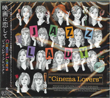 JAZZ LADY PROJECT-CINEMA LOVERS-JAPAN CD G88