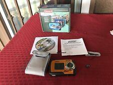 Coleman Duo 14 MP Purple Waterproof Digital Camera with Dual LCD Screen- 2V7WP-P