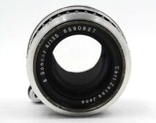 Carl Zeiss Jena Sonnar 135mm f/4 Lens for Exakta