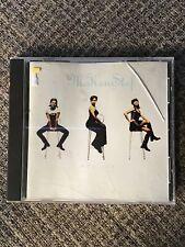 MOKENSTEF AZZ IZZ 1995 CD, RARE OOP DEF JAM/OUTBURST PRINT 11TRX