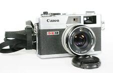 SERVICED CLA'd>>1 YEAR WARRANTY<<Canon Canonet QL17 GIII Camera 1.5v Meter EXC+