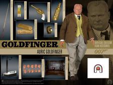 James Bond áurico GOLDFINGER 1:6 Escala Figura Big Chief Studios