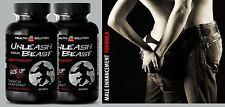 Romantic Gifts For Women - UNLEASH YOUR BEAST - Male enhancers pump 2 Bottles