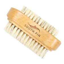 Men Women Wood Finger Nail Brush Scrub Fingernail Toenail Cleaning Nailbrush