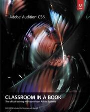 Adobe Audition CS6 Classroom in a Book, Adobe Creative Team, Good Book