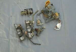 90-93 Mazda MX-5 Miata Lock Set Ignition, Doors, Trunk, Console 91NA3D