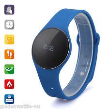 Waterproof Bluetooth Smart Bracelet Sport Fitness Tracker Pedometer Wrist Watch