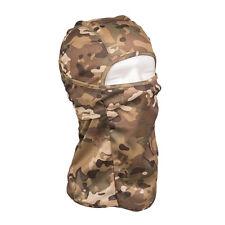 Militar Ejército Táctica Airsoft ligero de un agujero Máscara Pasamontañas Mtp Multicam