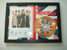 ONE DIRECTION  SIGNED  DISC 693