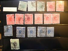 Brazil Liberty head 1894 - 1905 varieties HIGH CAT