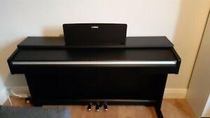 Yamaha Arius YDP-142 Digital Piano, Black - Immaculate unused Condition