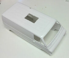 TAMIYA LUNCHBOX BODY LUNCH BOX UNPAINTED BODYSHELL IN WHITE PART NUMBER 0335080