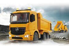 RC Muldenkipper Mercedes Arocs LKW 1:20 Jamara 2,4Ghz ferngesteuert 404940