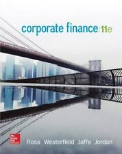 Corporate Finance 11th Int'l Edition